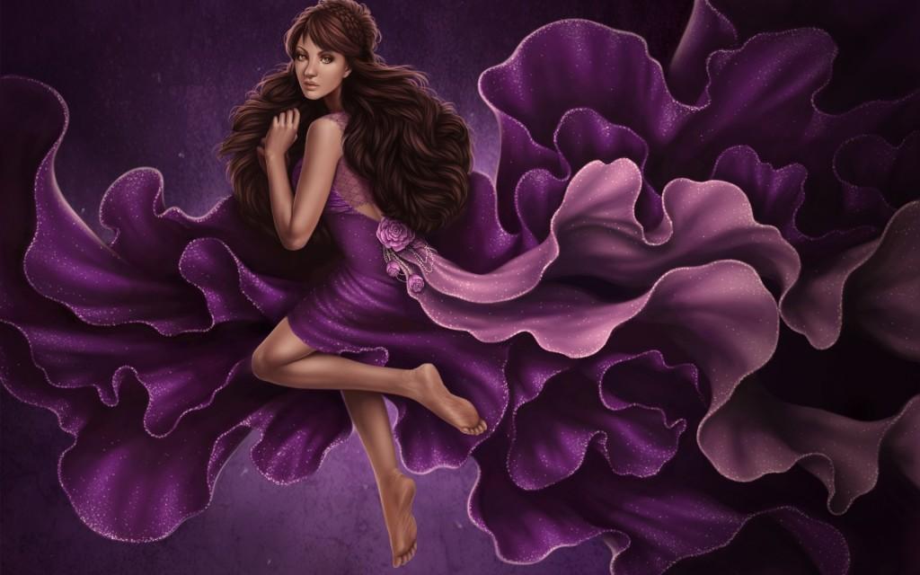 Rescuing the Purple Princess