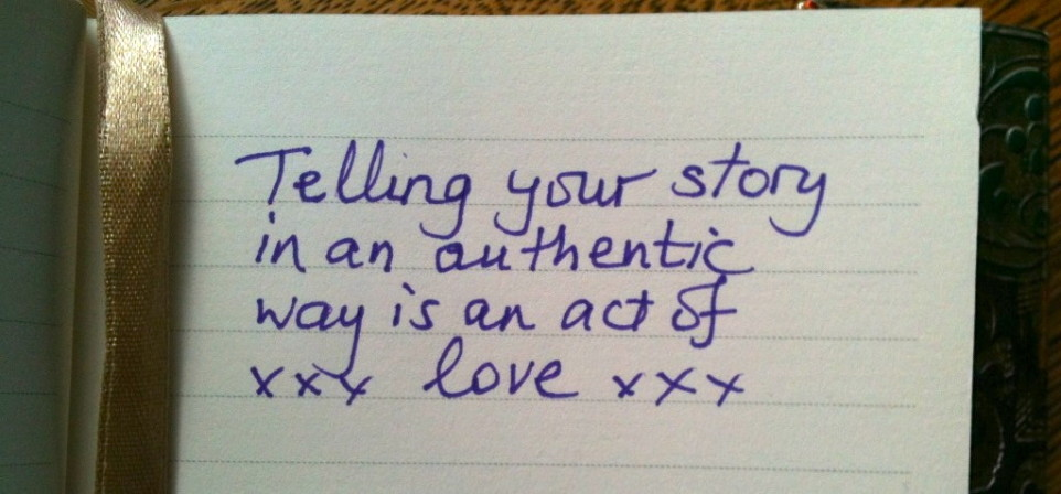 Telling your story is an act of love – Beverley Glick