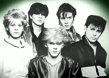 How I discovered Duran Duran. Or did they discover me?