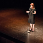 Molly Ringwald at The Moth (from themoth.org)